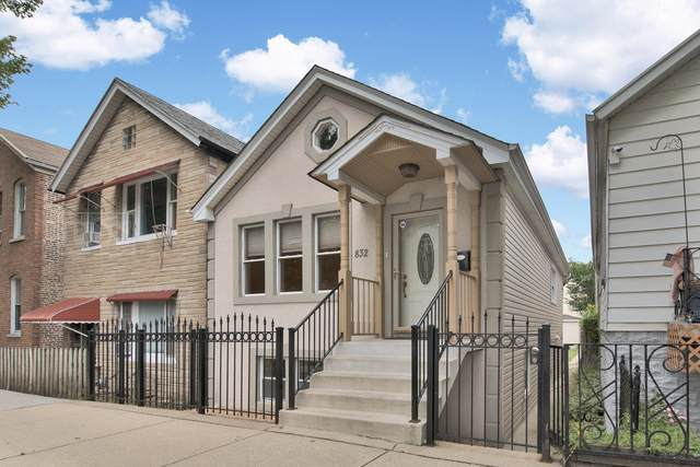 832 W 34TH Street, Chicago, IL 60616 (MLS #10489085) :: The Perotti Group | Compass Real Estate