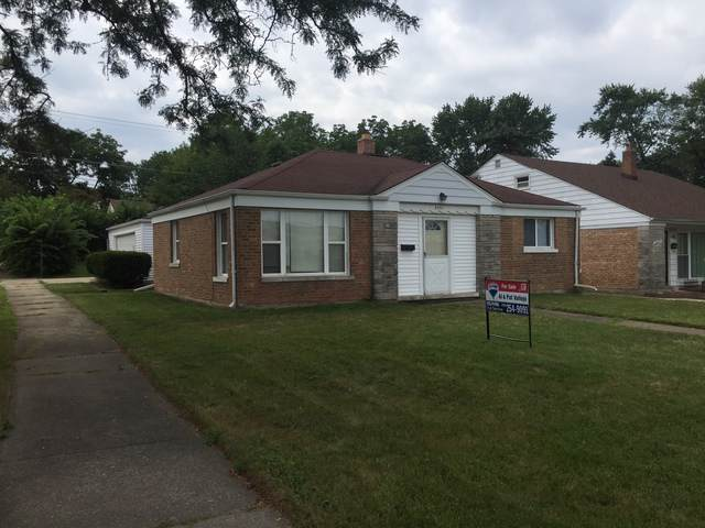 2441 175TH Street, Homewood, IL 60430 (MLS #10489104) :: Property Consultants Realty