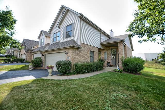 8720 Crystal Creek Drive, Orland Park, IL 60462 (MLS #10489108) :: Property Consultants Realty