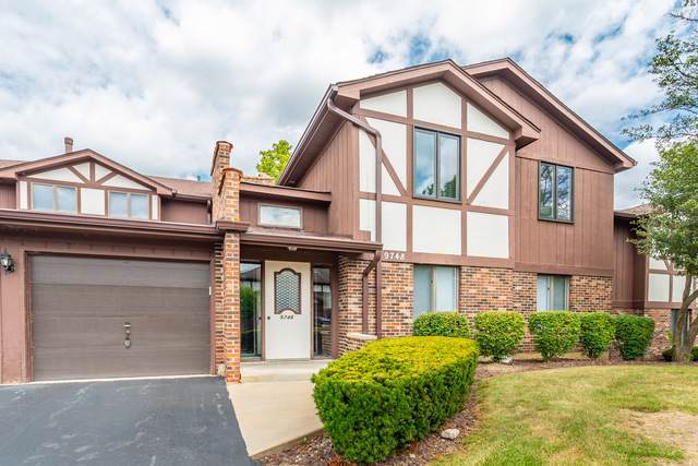 9748 W Mill Drive 2-E, Palos Park, IL 60464 (MLS #10489119) :: Berkshire Hathaway HomeServices Snyder Real Estate