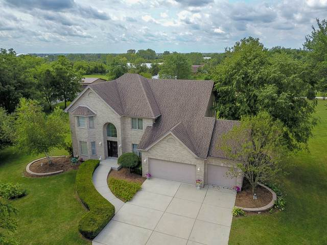 24750 S 88th Avenue, Frankfort, IL 60423 (MLS #10489128) :: Berkshire Hathaway HomeServices Snyder Real Estate