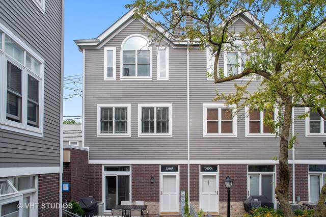 3348 N Clifton Avenue A, Chicago, IL 60657 (MLS #10489129) :: Property Consultants Realty