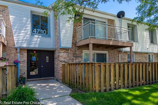 4710 Euclid Avenue 1D, Rolling Meadows, IL 60008 (MLS #10489183) :: Berkshire Hathaway HomeServices Snyder Real Estate