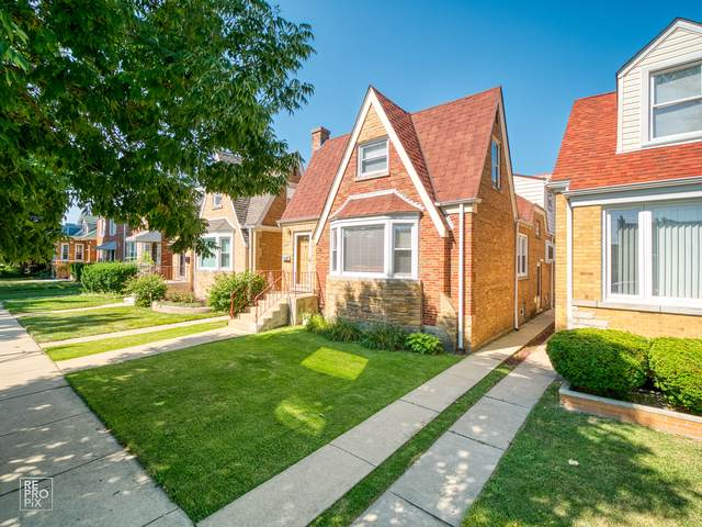 3532 N Neva Avenue, Chicago, IL 60634 (MLS #10489218) :: Angela Walker Homes Real Estate Group