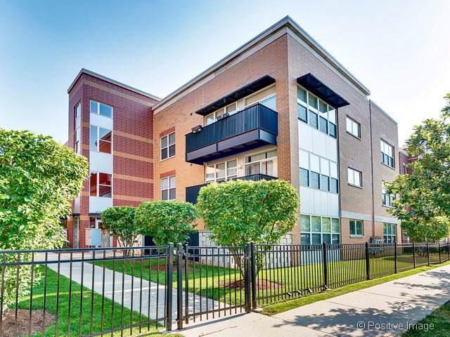 2235 W Maypole Avenue #101, Chicago, IL 60612 (MLS #10489225) :: Baz Realty Network | Keller Williams Elite