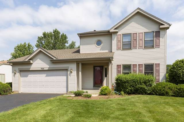 744 Cimarron Drive, Cary, IL 60013 (MLS #10489226) :: Angela Walker Homes Real Estate Group