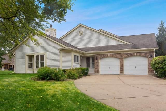 2318 Magnolia Court E 205-1, Buffalo Grove, IL 60089 (MLS #10489249) :: The Perotti Group | Compass Real Estate