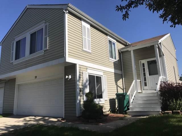 32 Buckingham Lane, Buffalo Grove, IL 60089 (MLS #10489267) :: The Wexler Group at Keller Williams Preferred Realty