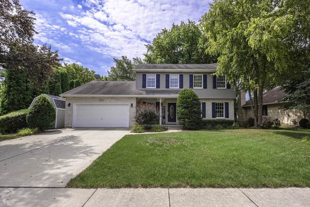1104 Oxford Lane, Shorewood, IL 60404 (MLS #10489303) :: Ani Real Estate
