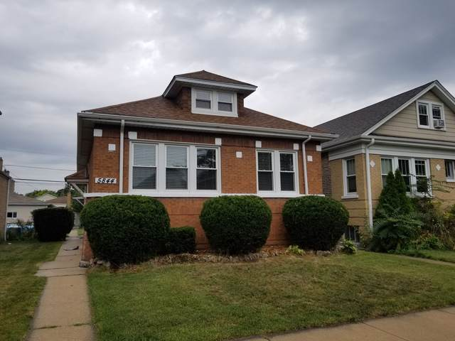 5844 W Wilson Avenue, Chicago, IL 60630 (MLS #10489318) :: Property Consultants Realty