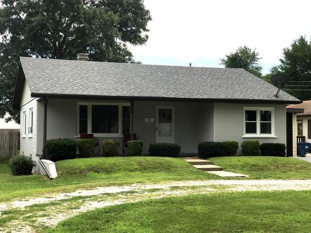 149 W Indiana Street, Momence, IL 60954 (MLS #10489322) :: Berkshire Hathaway HomeServices Snyder Real Estate