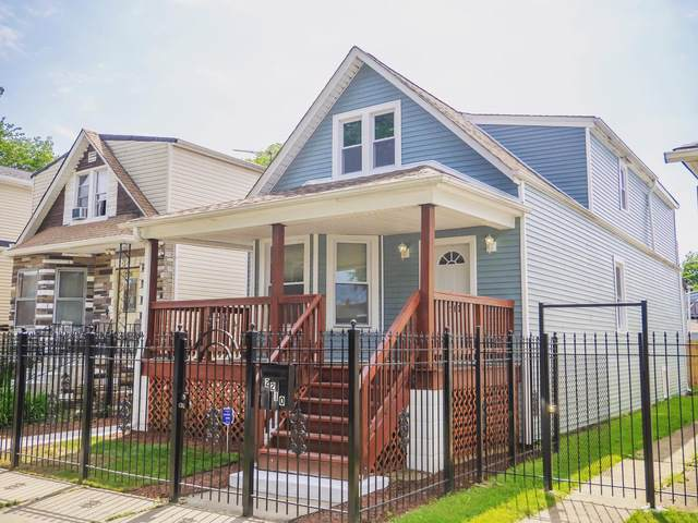 2210 N La Crosse Avenue, Chicago, IL 60639 (MLS #10489342) :: Angela Walker Homes Real Estate Group