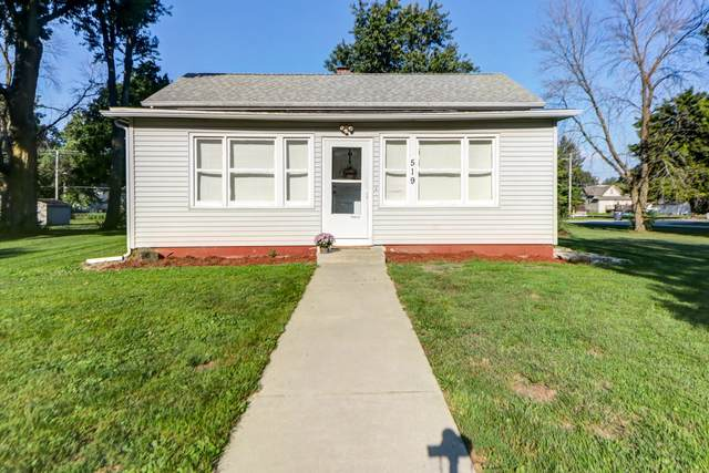 519 N Calhoun Street, TOLONO, IL 61880 (MLS #10489346) :: Ryan Dallas Real Estate