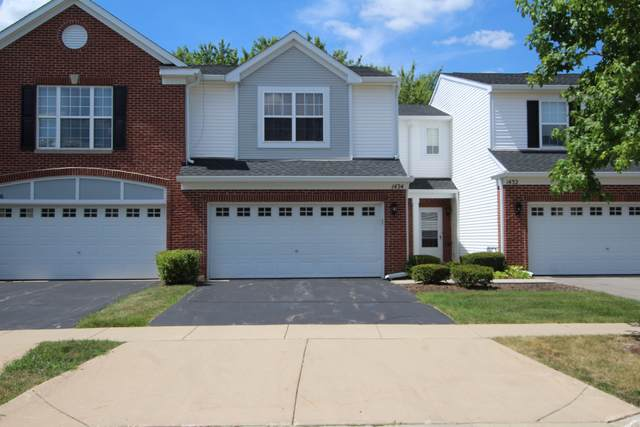 1434 Millbrook Drive #1434, Algonquin, IL 60102 (MLS #10489357) :: Angela Walker Homes Real Estate Group