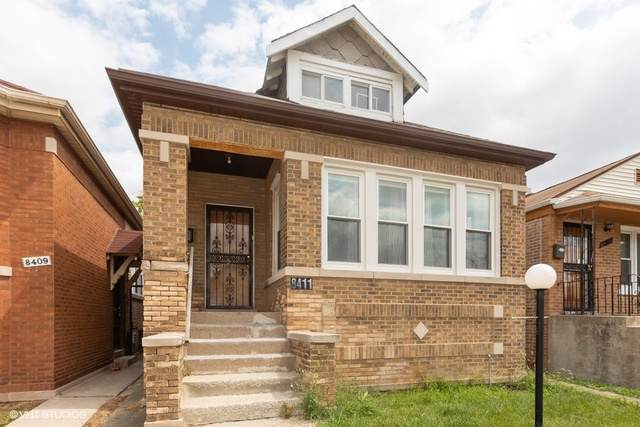 8411 S Hermitage Avenue, Chicago, IL 60620 (MLS #10489363) :: The Wexler Group at Keller Williams Preferred Realty