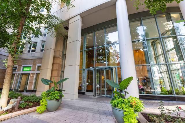 345 N Lasalle Boulevard #903, Chicago, IL 60654 (MLS #10489400) :: John Lyons Real Estate