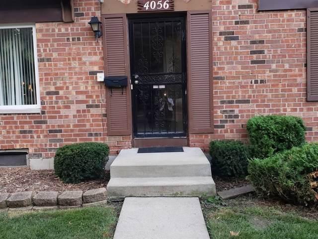 4056 Appleby Lane #4056, Richton Park, IL 60471 (MLS #10489409) :: Janet Jurich Realty Group