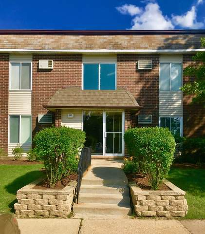 847 Miller Lane #106, Buffalo Grove, IL 60089 (MLS #10489427) :: The Wexler Group at Keller Williams Preferred Realty