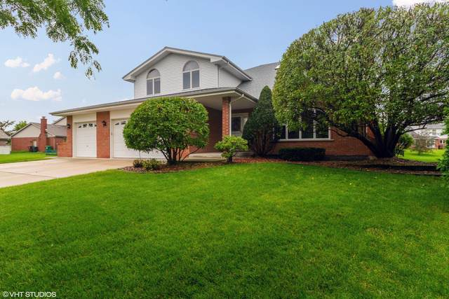 17706 Clifton Court, Tinley Park, IL 60487 (MLS #10489453) :: Property Consultants Realty