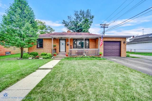 3215 Bernice Road, Lansing, IL 60438 (MLS #10489474) :: Angela Walker Homes Real Estate Group