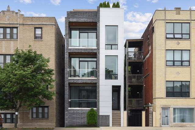 3046 N Ashland Avenue #3, Chicago, IL 60657 (MLS #10489490) :: Property Consultants Realty