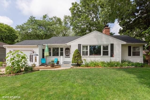 219 Community Drive, La Grange Park, IL 60526 (MLS #10489496) :: Angela Walker Homes Real Estate Group