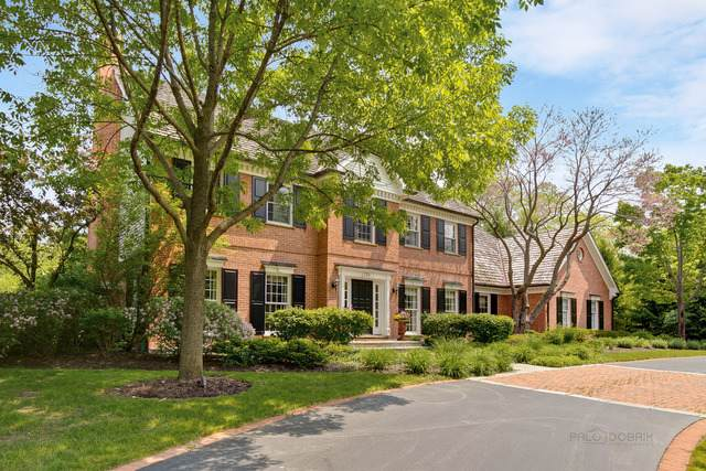 720 Newcastle Drive, Lake Forest, IL 60045 (MLS #10489528) :: Helen Oliveri Real Estate