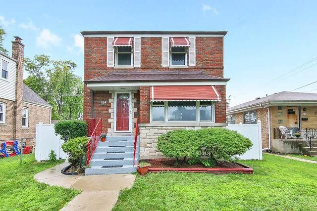 814 Marshall Avenue, Bellwood, IL 60104 (MLS #10489545) :: Angela Walker Homes Real Estate Group