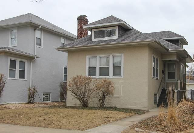 1002 N Humphrey Avenue, Oak Park, IL 60302 (MLS #10489555) :: Ryan Dallas Real Estate