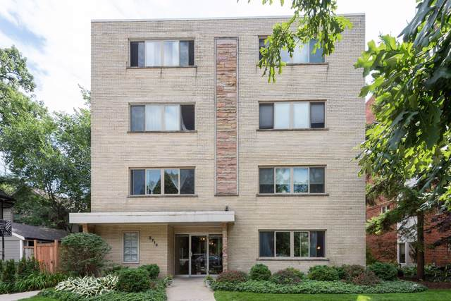 2710 Central Street 4S, Evanston, IL 60201 (MLS #10489576) :: Berkshire Hathaway HomeServices Snyder Real Estate