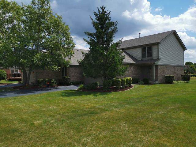 61 Corinth Drive #61, Tinley Park, IL 60477 (MLS #10489578) :: Baz Realty Network | Keller Williams Elite