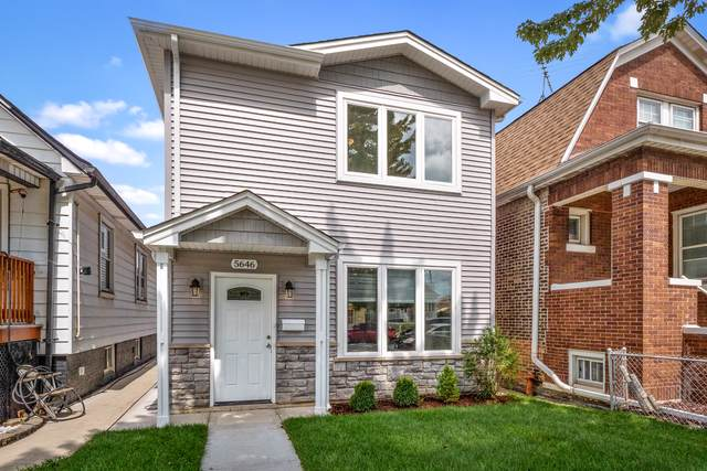 5646 W 64th Place, Chicago, IL 60638 (MLS #10489580) :: Angela Walker Homes Real Estate Group