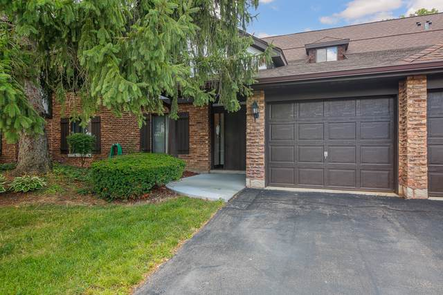 850 Johnstown Lane A, Wheaton, IL 60189 (MLS #10489633) :: Property Consultants Realty