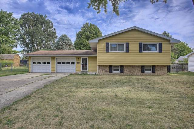 1357 Harmon Drive, Rantoul, IL 61866 (MLS #10489634) :: Property Consultants Realty