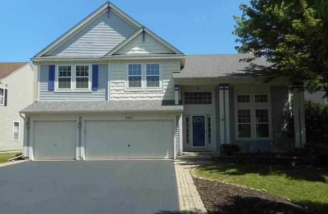 500 Hamilton Lane, North Aurora, IL 60542 (MLS #10489641) :: Ryan Dallas Real Estate