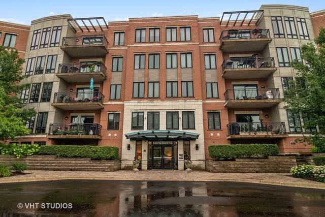 145 S York Street #306, Elmhurst, IL 60126 (MLS #10489673) :: Berkshire Hathaway HomeServices Snyder Real Estate