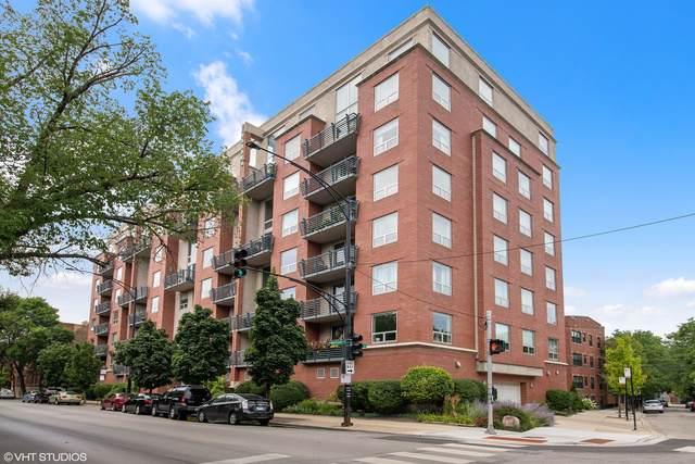 1100 W Montrose Avenue #301, Chicago, IL 60613 (MLS #10489697) :: Angela Walker Homes Real Estate Group