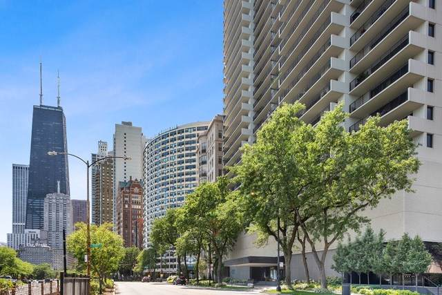 1212 N Lake Shore Drive 25AN, Chicago, IL 60610 (MLS #10489708) :: Angela Walker Homes Real Estate Group