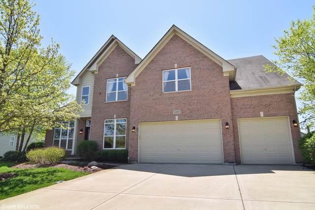 5485 Nicholson Drive, Hoffman Estates, IL 60192 (MLS #10489710) :: Angela Walker Homes Real Estate Group