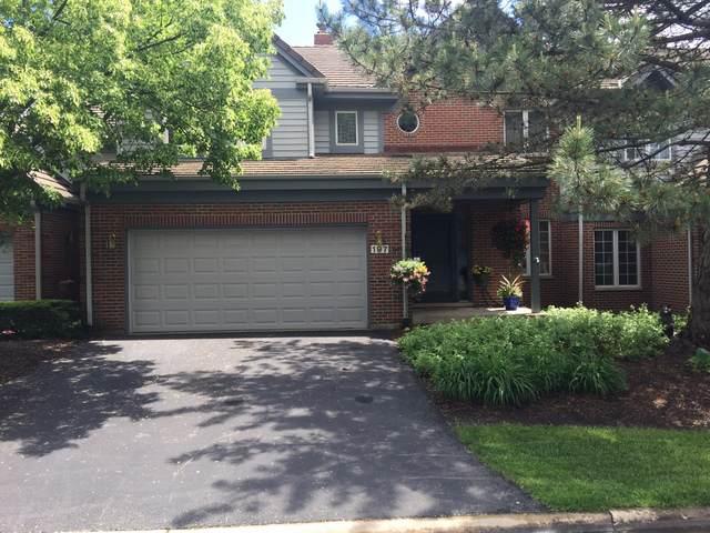 197 Foxborough Place #197, Burr Ridge, IL 60527 (MLS #10489714) :: Berkshire Hathaway HomeServices Snyder Real Estate