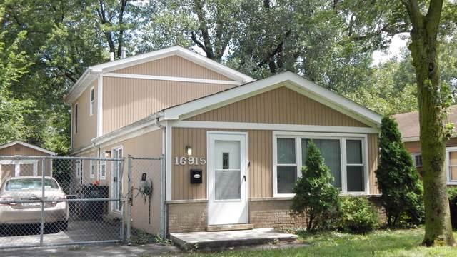 16915 Orchard Ridge Avenue, Hazel Crest, IL 60429 (MLS #10489720) :: Ani Real Estate