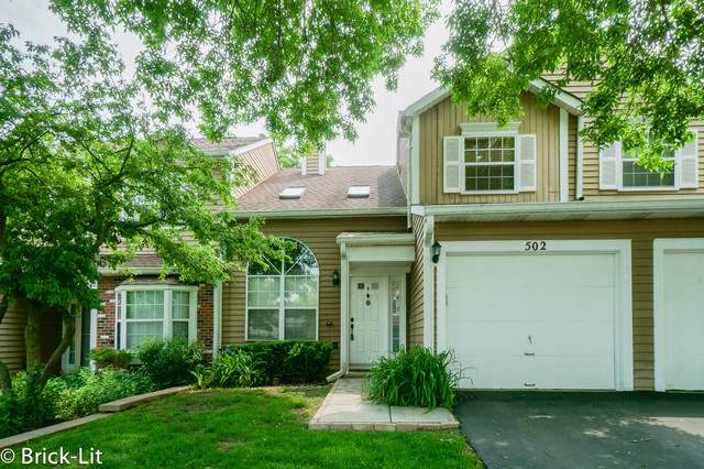 502 Ascot Lane, Streamwood, IL 60107 (MLS #10489740) :: The Wexler Group at Keller Williams Preferred Realty