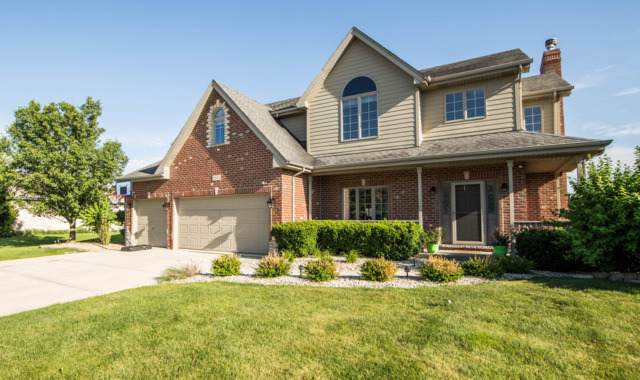 8143 Parkview Lane, Frankfort, IL 60423 (MLS #10489757) :: Berkshire Hathaway HomeServices Snyder Real Estate
