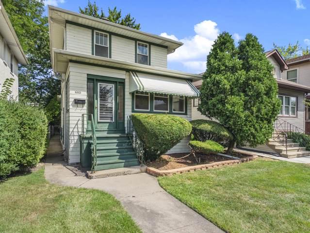 1108 N Harvey Avenue, Oak Park, IL 60302 (MLS #10489825) :: Ryan Dallas Real Estate