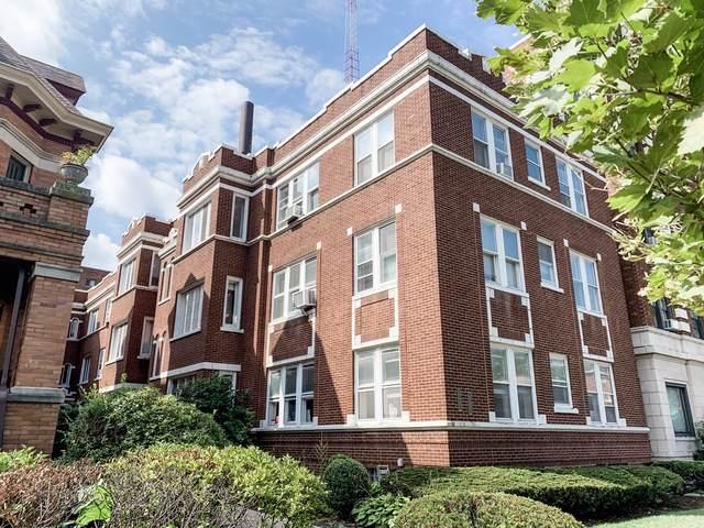 717 Washington Boulevard 3A, Oak Park, IL 60302 (MLS #10489844) :: Berkshire Hathaway HomeServices Snyder Real Estate