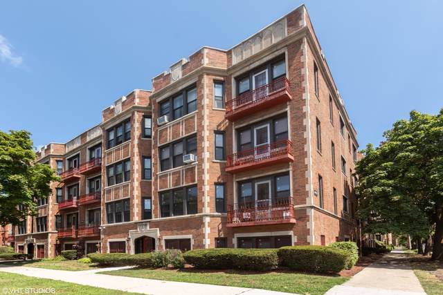 6859 S Paxton Avenue 1A, Chicago, IL 60649 (MLS #10489851) :: The Perotti Group | Compass Real Estate