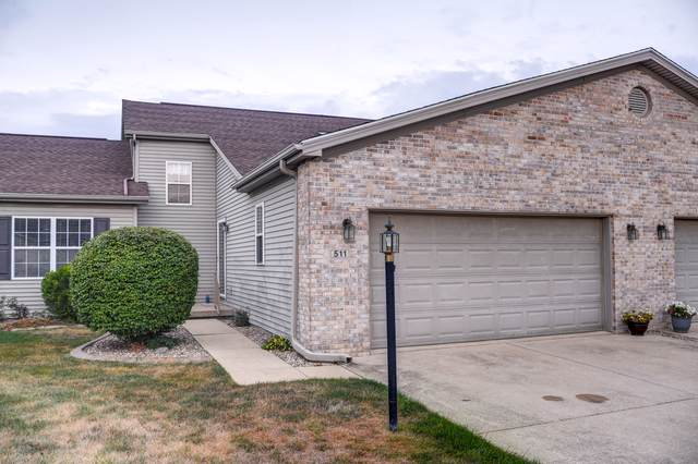 511 Stonecrest Drive #511, Savoy, IL 61874 (MLS #10489856) :: Berkshire Hathaway HomeServices Snyder Real Estate