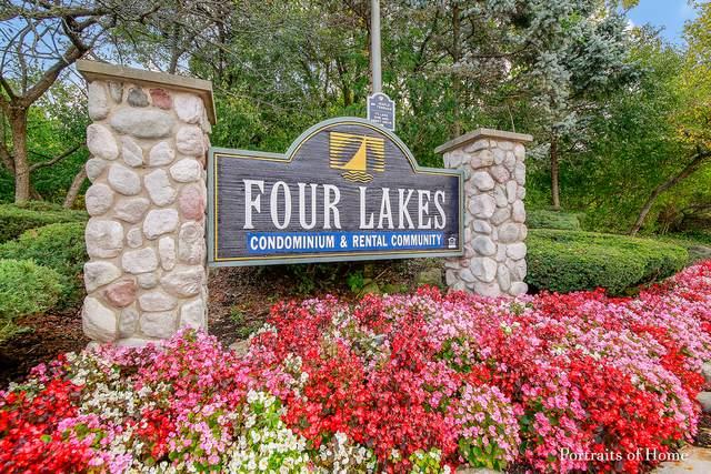 5526 E Lake Drive D, Lisle, IL 60532 (MLS #10489884) :: Angela Walker Homes Real Estate Group