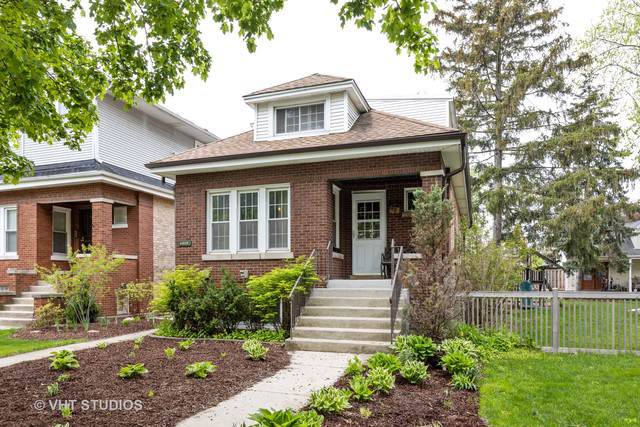 6808 N Oleander Avenue, Chicago, IL 60631 (MLS #10489913) :: The Perotti Group   Compass Real Estate