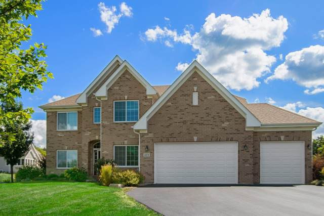 615 Red Cypress Drive, Cary, IL 60013 (MLS #10489930) :: Berkshire Hathaway HomeServices Snyder Real Estate
